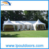 5X5m Pagoda Marquee를 가진 10X30m Wedding Party Tent
