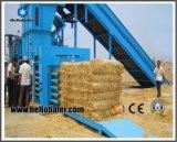 Het In balen verpakken van de Pers van de hoge Capaciteit Hydraulische Machine voor Stro/Hooi/Palma/Steel