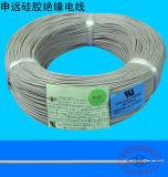 Hitzebeständige Silikon-Gummi-überzogene Kabel u. Drähte