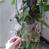 Plaque anti-brouillard en polycarbonate pour la protection des yeux