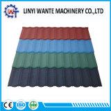 50 anni della garanzia dell'obbligazione di colore della pietra di mattonelle di tetto d'acciaio rivestite per il materiale di Buidling