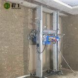 Смеситель цемента бетонной стены штукатуря машина перевод конструкции