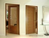 900 мм ширина Premade сплошной двери из дуба для дома
