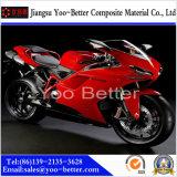 Die Kohlenstoff-Faser-Motorrad-Teile (für Ducati Teile)