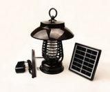 태양 모기 손전등 램프