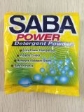 Laudry Washing Powder, Detergent Powder, Clothes Washing Powder, Bulk Detergent Powder, 중국 Detergent Manufacture를 위한 Saba (30G)