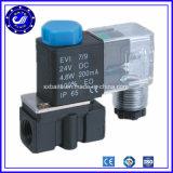 Des China-Lieferanten-2p Plastikmagnetventil Serien-pneumatisches Magnetspule-des Regelventil-12V