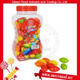 3.8g 작은 Olivary 모양 풍선껌 사탕