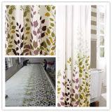 Qualitäts-Badezimmer-Duschvorhang mit wasserdichtem (DPF2460)