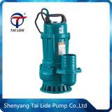 Pompe à eau d'égout submersible centrifuge de puits profond de série de Qw