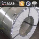 A qualidade atrativa galvanizou a bobina de aço