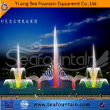 Fontaine de flottement de lac matériel design Ss304 de Seafountain