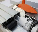 Máquina de serra de painel deslizante de alta precisão de design italiano