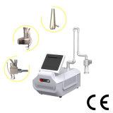 Máquina de laser de CO2 fracional com Cabeça Vaginal