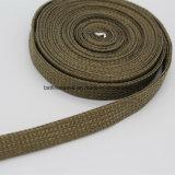 Manga alambre línea de cable de protección térmica de calor de la lava de titanio