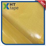 Bande auto-adhésive matérielle imperméable à l'eau de maille de fibre de verre