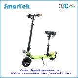 Smartek neue hohe Sicherheit Escooter vermeiden Schlag Trottinette Electriqueelectric faltenden Roller vom Grossisten S-020-8
