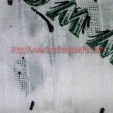 Tela de algodón teñido de tela teñido jacquard tela de la impresión de prendas de vestir de la capa de vestido de la mujer de la falda niños.