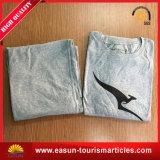 Pyjamas d'hôtel avec couleur grise $ Logo du client