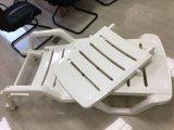Cadeira de plástico ao ar livre de anticorrosão