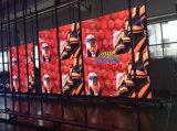 Alta parete dell'interno portatile di definizione P3 LED video per gli eventi della fase