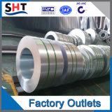 AISI 304 a laminé à froid des bobines d'acier inoxydable