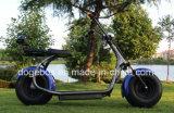 2017 самокат Citycoco 1000W 60V колес новых продуктов большой 2 электрический, мотоцикл высокого качества 1000W электрический