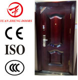 China Door Supplier Security Porte en acier avec anti-vol Lcok