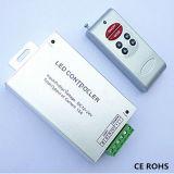 Регулятор RGB СИД ключей раковины 144With288W RF 6 Ce алюминиевый