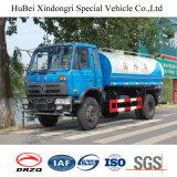 camion dello spruzzatore del serbatoio di acqua dell'euro III di 12cbm Dongfeng con l'idrante