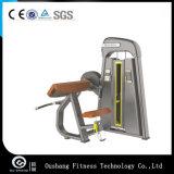 Krul om-7008 van de Bicepsen van de Machine van de Sterkte van de Apparatuur van de Gymnastiek van Oushang Speld Geladen