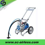 Máquina mal ventilada elétrica de alta pressão portátil da pintura de pulverizador da parede para a venda Sc3250