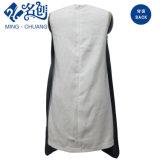 [رر-زيبّر] نمو بيضاء [سليفلسّ] ثوب طويلة