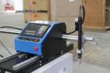 máquina de estaca inoxidável de alumínio portátil do plasma&flame do CNC da placa de aço