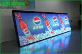 Estadio de alta resolución P6 que hace publicidad de la bandera del LED