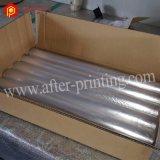 El oro y plata para el papel de aluminio estampado en caliente