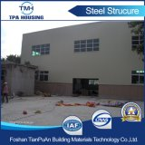 Edifício do armazém da construção de aço da viga de aço estrutural