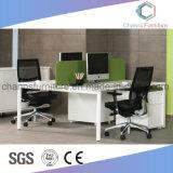 Meubles de bureau en bois modernes de poste de travail de Tableau d'ordinateur de bureau