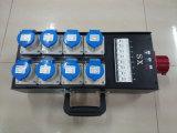 Panel der Energien-32A mit 8 Kanälen 16A heraus