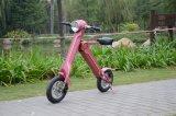 Chaud vendant 12 pouces pliant le vélo d'Electeic
