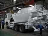 イタリアの避難所モーターを搭載するSinotruk 6X4のミキサーの特別なトラック