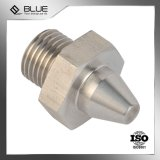 A fábrica produz diretamente a alta qualidade anodiza as peças da máquina do CNC