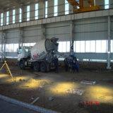 작업장을%s 쉬운 조립된 강철 구조물