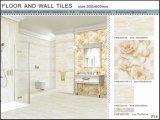 3Dインクジェット床および壁のセラミックタイル(VWD36C618、300X600mm)