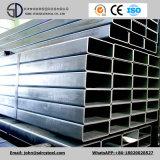 Tubo d'acciaio quadrato Pre-Galvanizzato Q195 di ERW