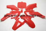 Красный пластиковый обтекателя Офд Xr 50 яму на велосипеде