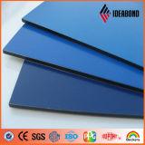 1500*5000mm 공장 가격 신선한 파랑 PVDF 알루미늄 외면 위원회