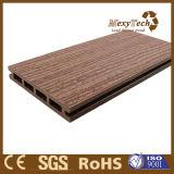 Suelo plástico marina al aire libre del compuesto WPC del tablón de madera