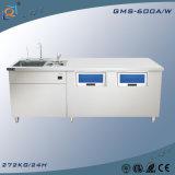 Lqt Edelstahlcountertop-Arbeits-Tisch-Eis-Hersteller