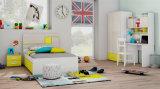Mobilia di legno variopinta della camera da letto della mobilia moderna popolare dei capretti (GAUSS)